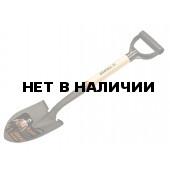 Лопата штыковая Truper деревянная ручка 69 см (17193)