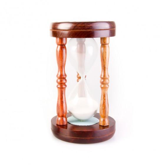 Часы песочные деревянные арт. 21