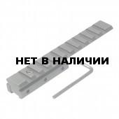 """Планка переходная Veber 26A DVT Weaver-""""Пикатини"""""""