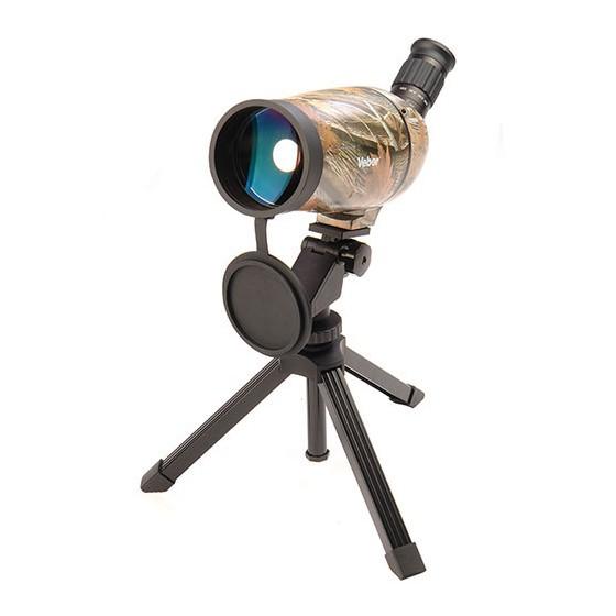 Телескоп-Зрительная труба Veber MAK 1000х90 камуфлированный