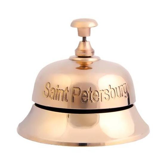 Звонок настольный Saint Petersburg
