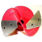 Ледобур VISTA RH-4110 ,110мм., сферические ножи