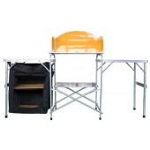 Кухня кемпинговая Woodland Camping Kitchen LK-001