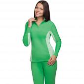 Женское тонкое спортивное термобельё Актив - рубашка