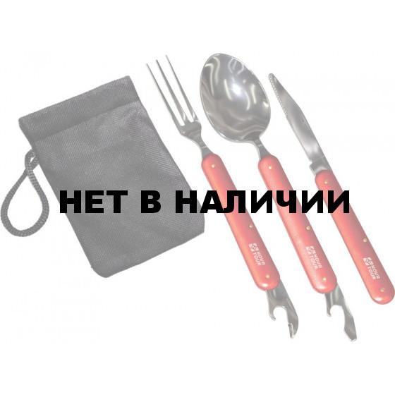 Набор столовых приборов складных ST-1