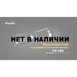 Fenix Тактический фонарь TK15C Cree XP-G2 R5