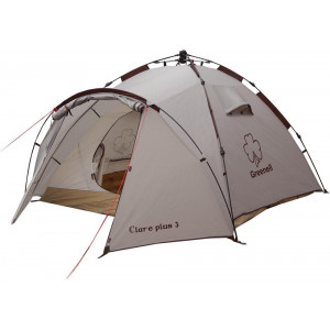 Палатка с автоматическим каркасом Клер плюс 3