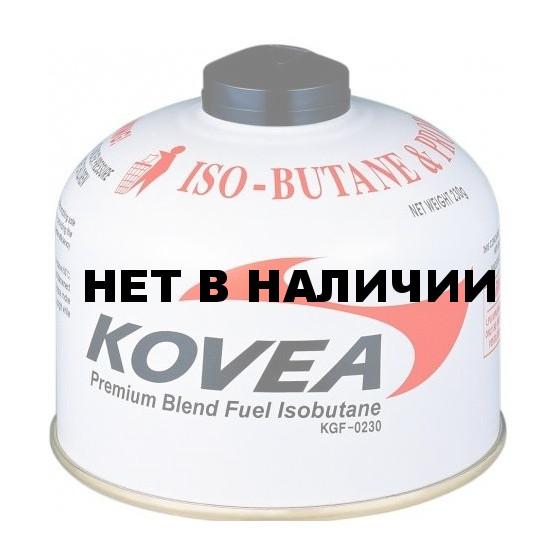 KOVEA Баллон газовый резьбовой Screw type gas 230 g KGF-0230