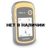 Garmin Навигатор eTrex 10 Глонасс - GPS с картой России