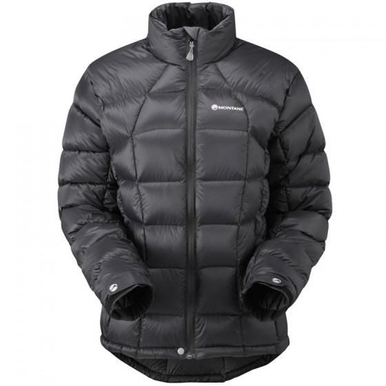 Пуховка женская Anti-Freeze JKT Black