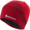 Шапка Montane Logo Beanie Alpine red