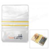 Водонепроницаемый бумажник, прозрачный AceCamp Watertight Wallet 1802