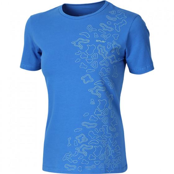 Футболка Stretch женская blue