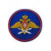 Нашивка на рукав ВС РФ ВВС пластик