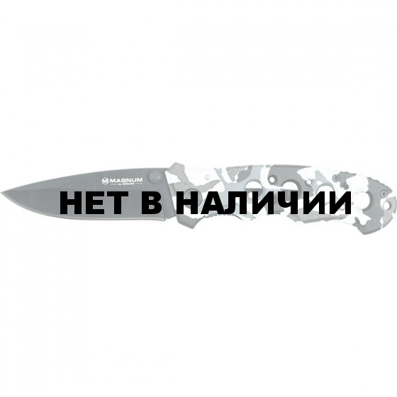 Нож складной Winter Camo (Magnum by Boker)