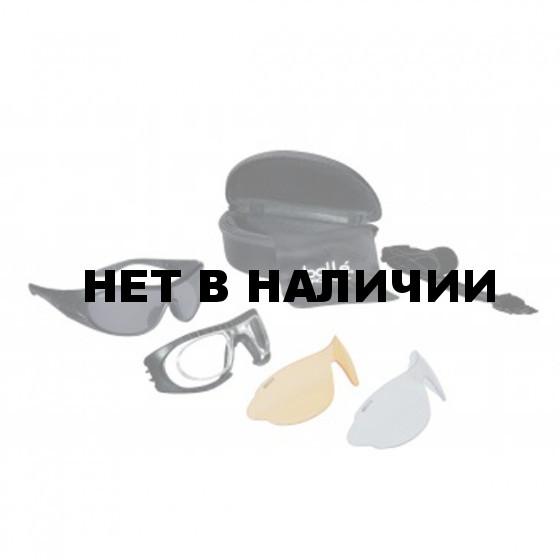Очки Bolle RAID (RAIDKIT) black комплект
