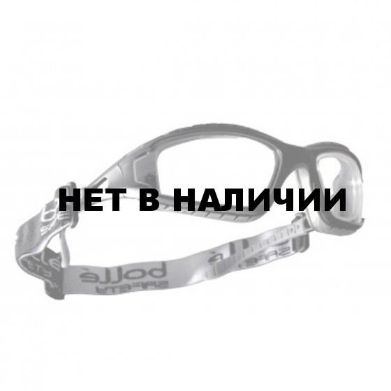 Очки Bolle TRACKER (TRACPSI) clear lens