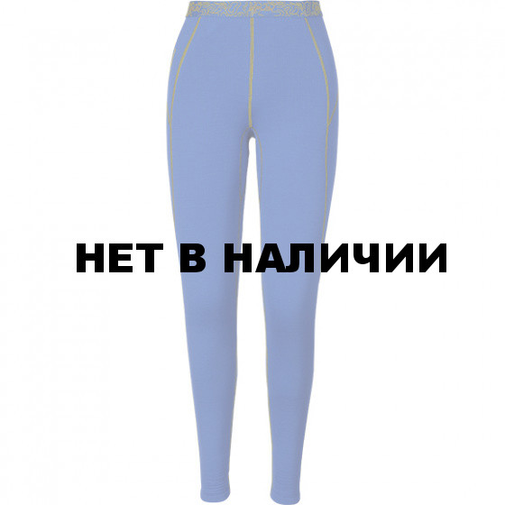 Термобелье женское Energy брюки Polartec Thermal Grid light синие