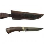 Нож Коршун ст.95х18 кован. (Семин)