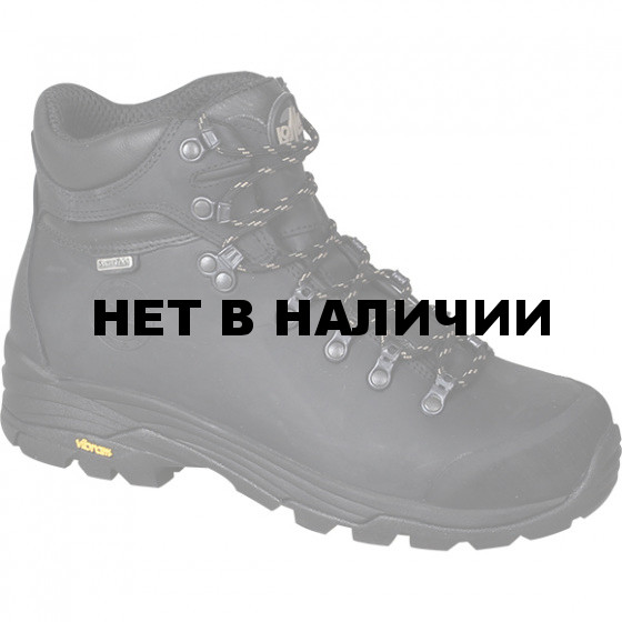 Ботинки трекинговые LOMER Tonale anfibio black