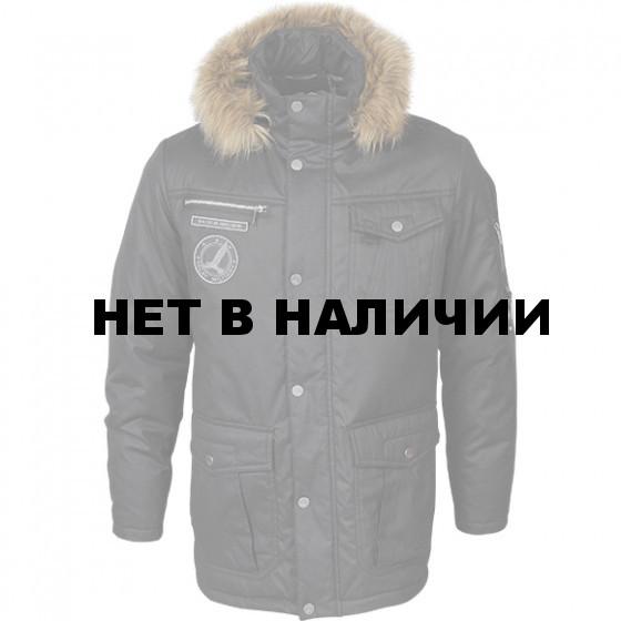 Куртка Invasion черная