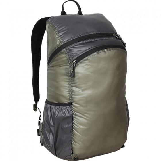Рюкзак Pocket Pack pro 25 л олива/серый Si