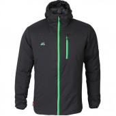 Куртка Barrier Primaloft черный с капюшоном