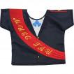 Рубашка-сувенир Мисс ГАИ вышивка