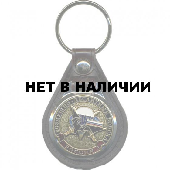 Брелок Россия ВДВ Мышь на подложке