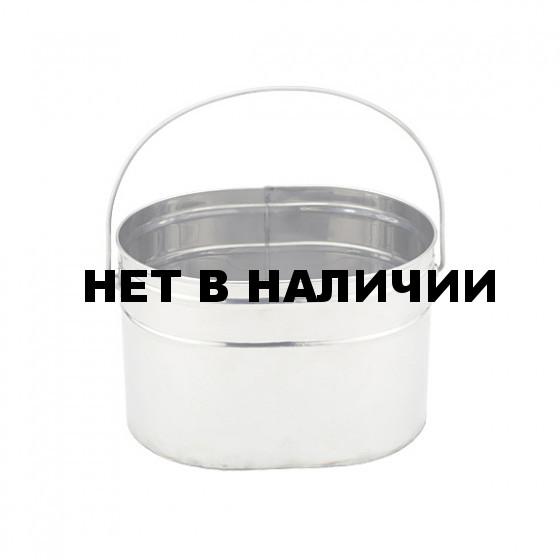 Кан нержавеющий 7 литров