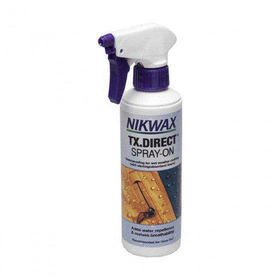 Пропитка для мембран TX Direct Spray-On 300ml (Nikwax)