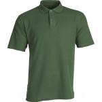 Рубашка Поло Темно-зеленая