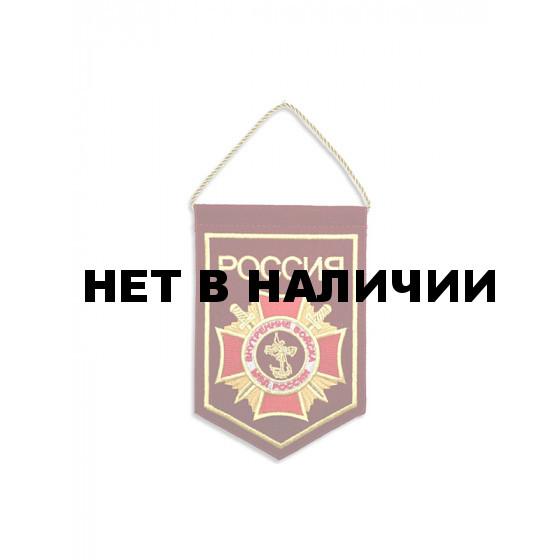 Вымпел ВМ-34 Россия ВВ МВД вышивка