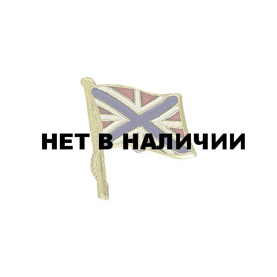 Миниатюрный знак Гюйс ВМФ металл
