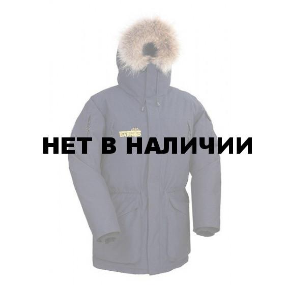 Мужская куртка-аляска Баск ALASKA BARNEO СИНИЙ ТМН