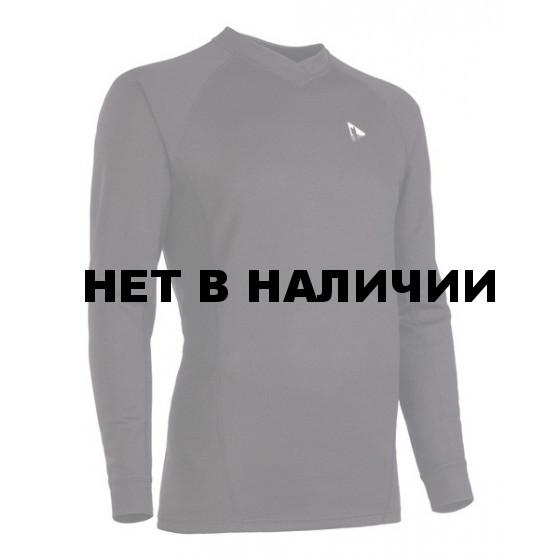 Футболка мужская Баск BALANCE U SLEEVE V2 ЧЕРНЫЙ L L