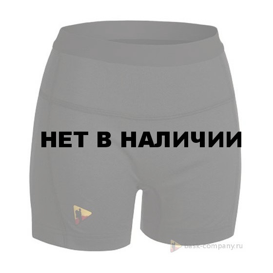 Шорты женские Баск BALANCE LADY SHORTS V2 ЧЕРНЫЙ M