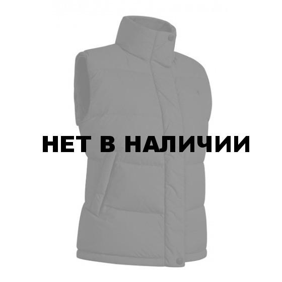 Женский пуховый жилет BASK TRAVERSE LV черный