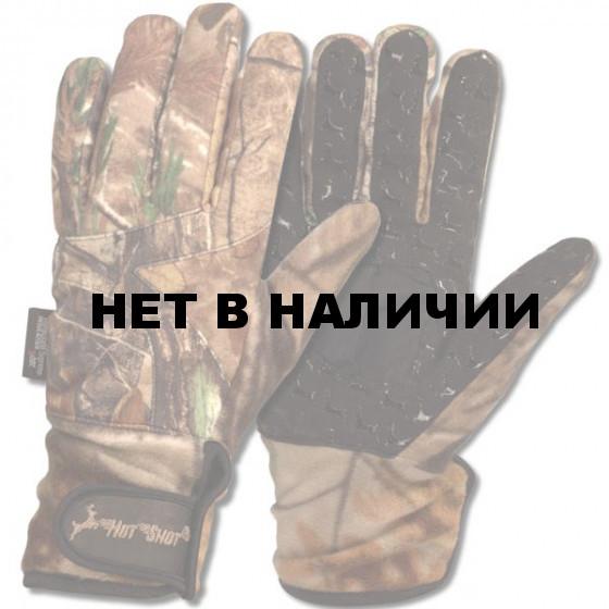 Перчатки флис ламинированный для стрельбы из лука