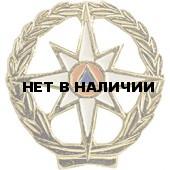 Эмблема петличная МЧС с просечкой повседневная металл