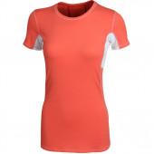 Футболка женская Shape coral