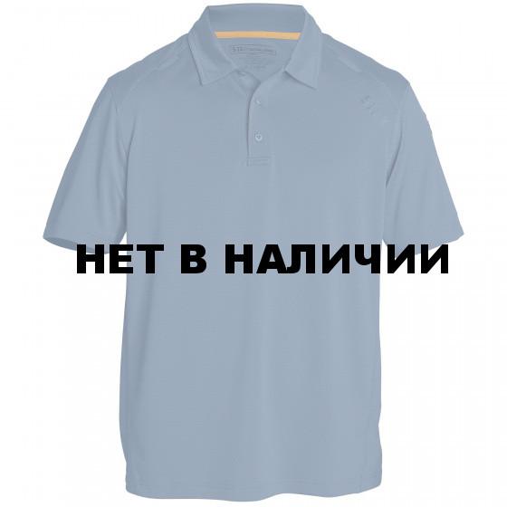 Рубашка 5.11 Pursuit Polo S/S Cobalt Blue