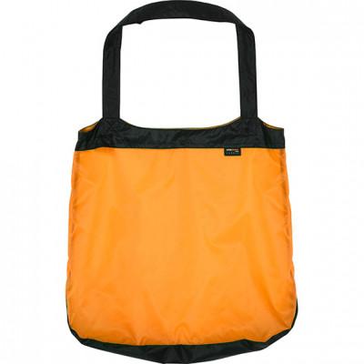 Сумка-авоська черно-оранжевая недорого - 899 р.   Магазин форменной ... b58daac25e5