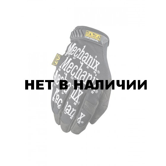 Перчатки Mechanix Original черн./бел.