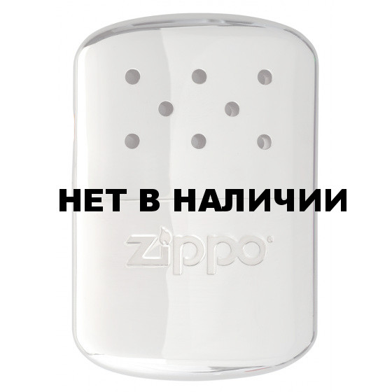 Грелка каталитическая ZIPPO блестящая