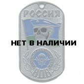 Жетон 6-12 Россия Сила мужество отвага ВДВ металл