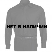 Рубашка Охранник Премиум, длинный рукав, черный