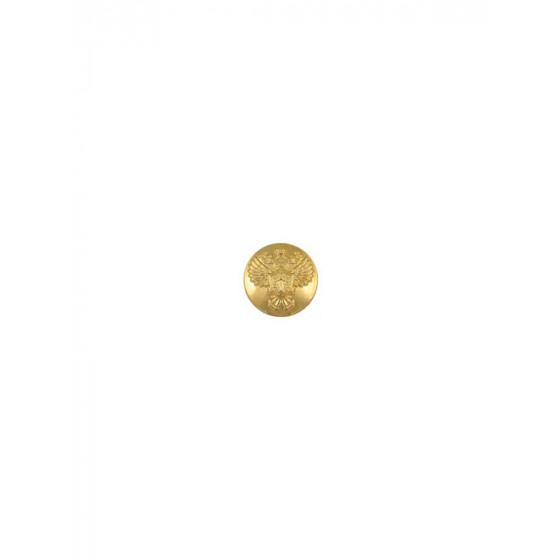 Пуговица Росприроднадзор диам. 14 мм металл