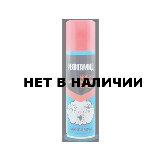 Репеллент Рефтамид максимум 145мл аэрозоль