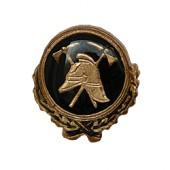 Миниатюрный знак МЧС ГПС металл